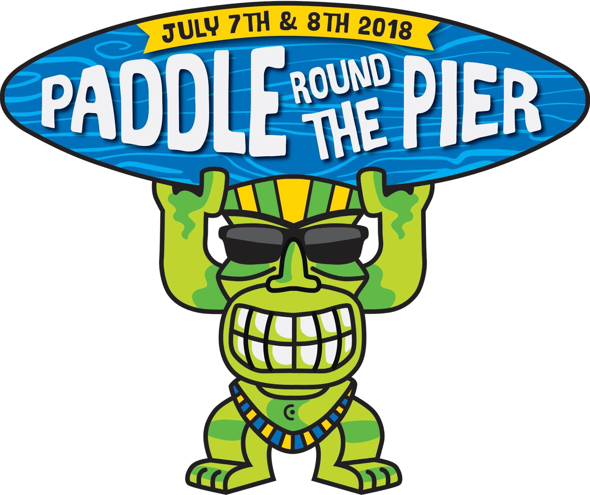 Paddle Round the Pier 2018