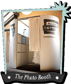 Traditional-booth