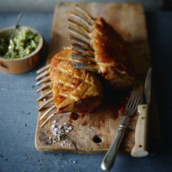 Ballymaloe-Roast-Rack-of-Lamb