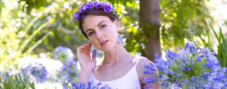 Purple-Flower-Garland-Tegen-Accessories