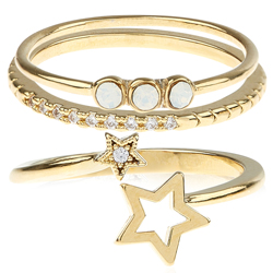 Accessorize-Three-Celestial-Midi-Rings-£15