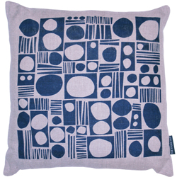 Glasgow-School-of-Art-Sticks-and-stones-cushion---midnight-blue-£45