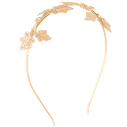 New-Look-Gold-Leaf-Headband-£5
