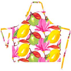 Valilla-Interior-Lemon-Apron-pink-£18