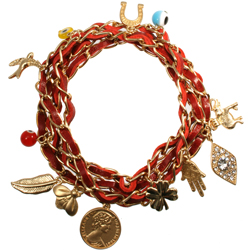 Whats-About-Town-Chain-And-Leather-Evil-Eye-Wrap-Charm-Bracelet-£23