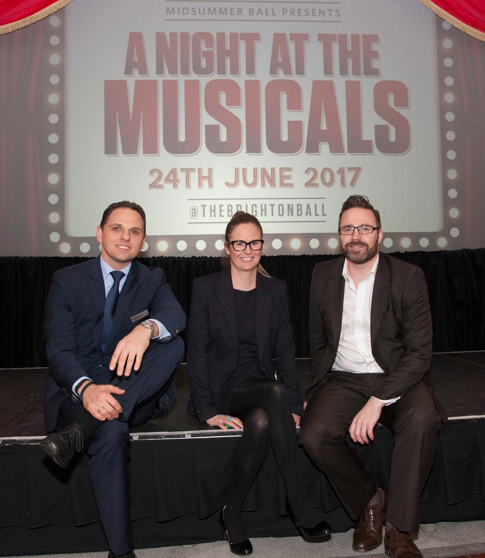 Brighton Metropole musicals