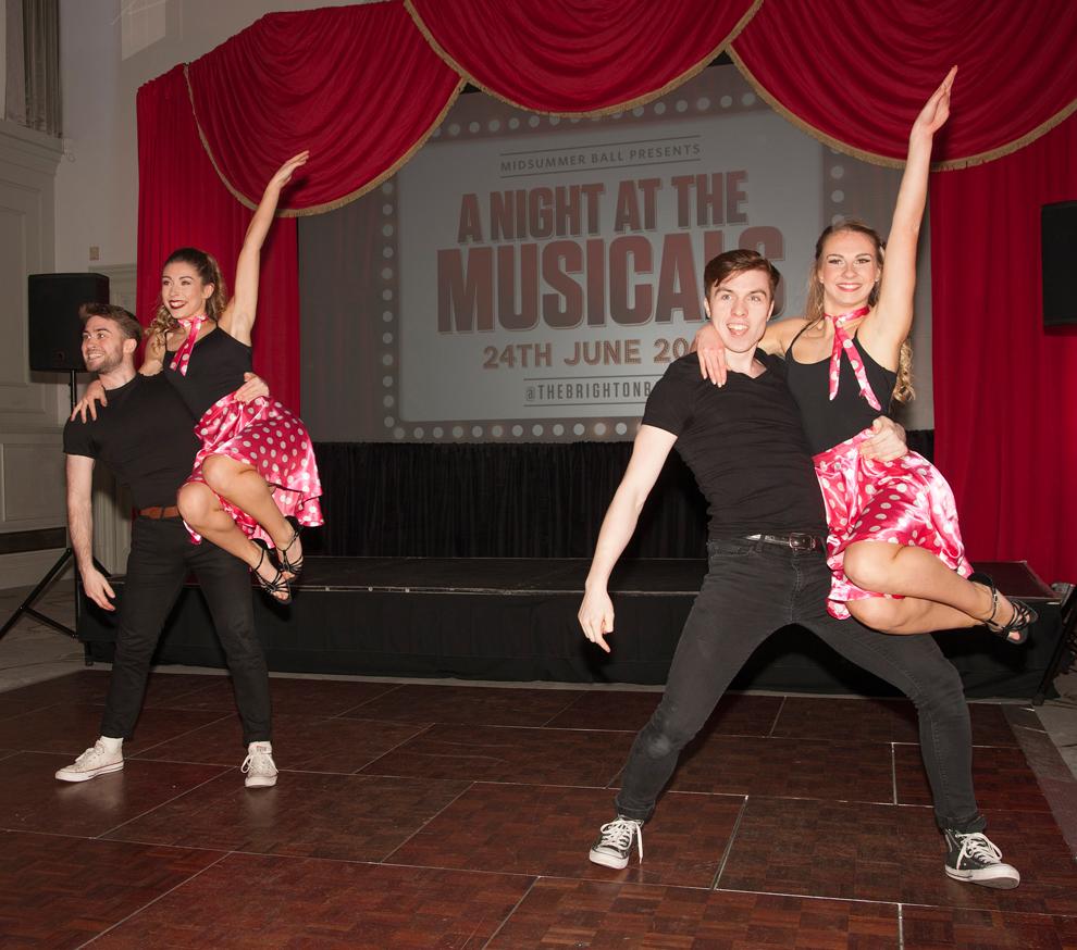 Dancers Brighton Academy of Performing Arts