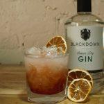 Blackdown Bramble Brighton Cocktail Week