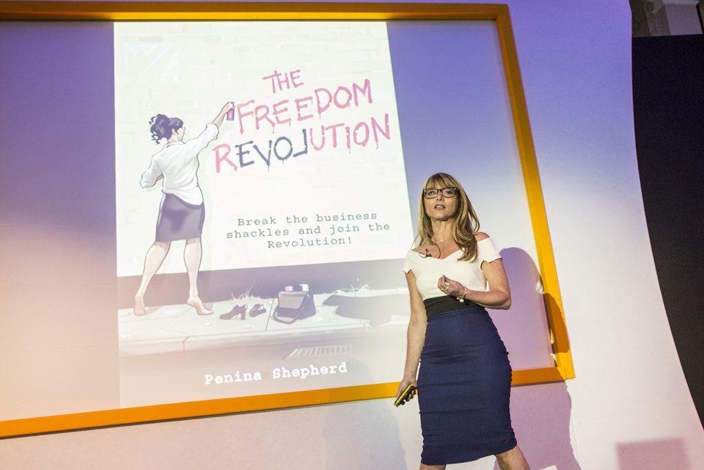 Penina Shepherd The Freedom Revolution