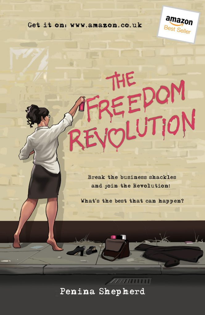 Penina Shepherd The Freedom Revolution