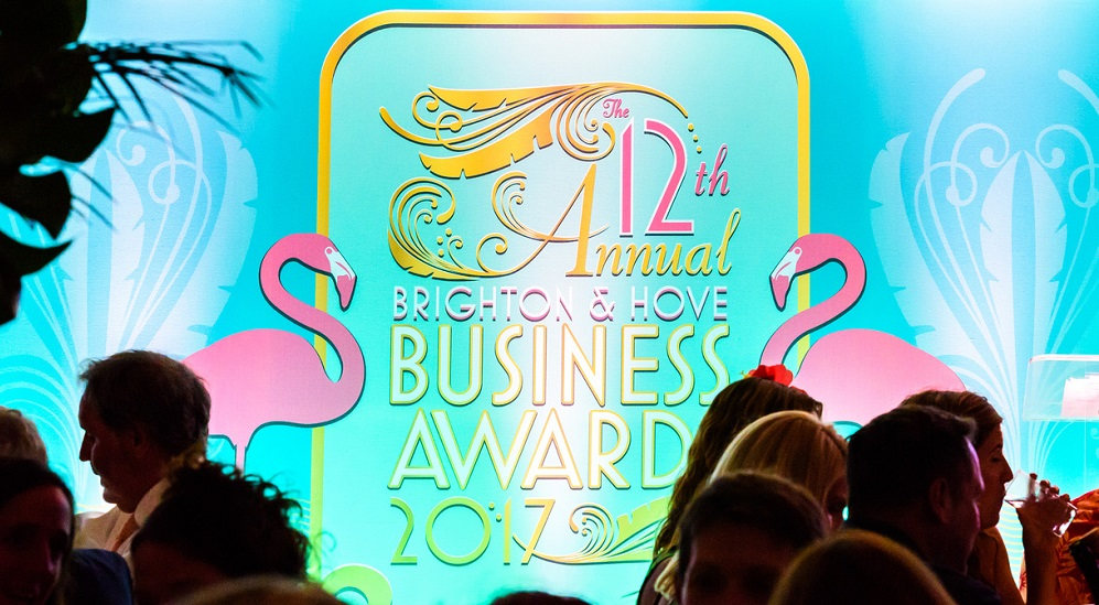 A fab night at the Brighton & Hove Business Awards Title Sussex Magazine www.titlesussex.co.uk photo by Julia Claxton