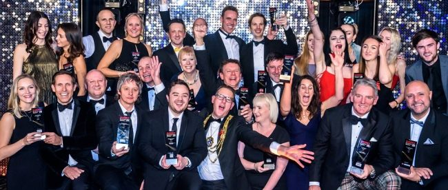 Sussex Business Awards - Winners 2016 Title Sussex Magazine www.titlesussex.co.uk
