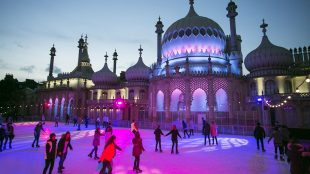 Win tickets for Brighton Ice Rink on Title Sussex Magazine www.titlesussex.co.uk photo Brighton Pictures