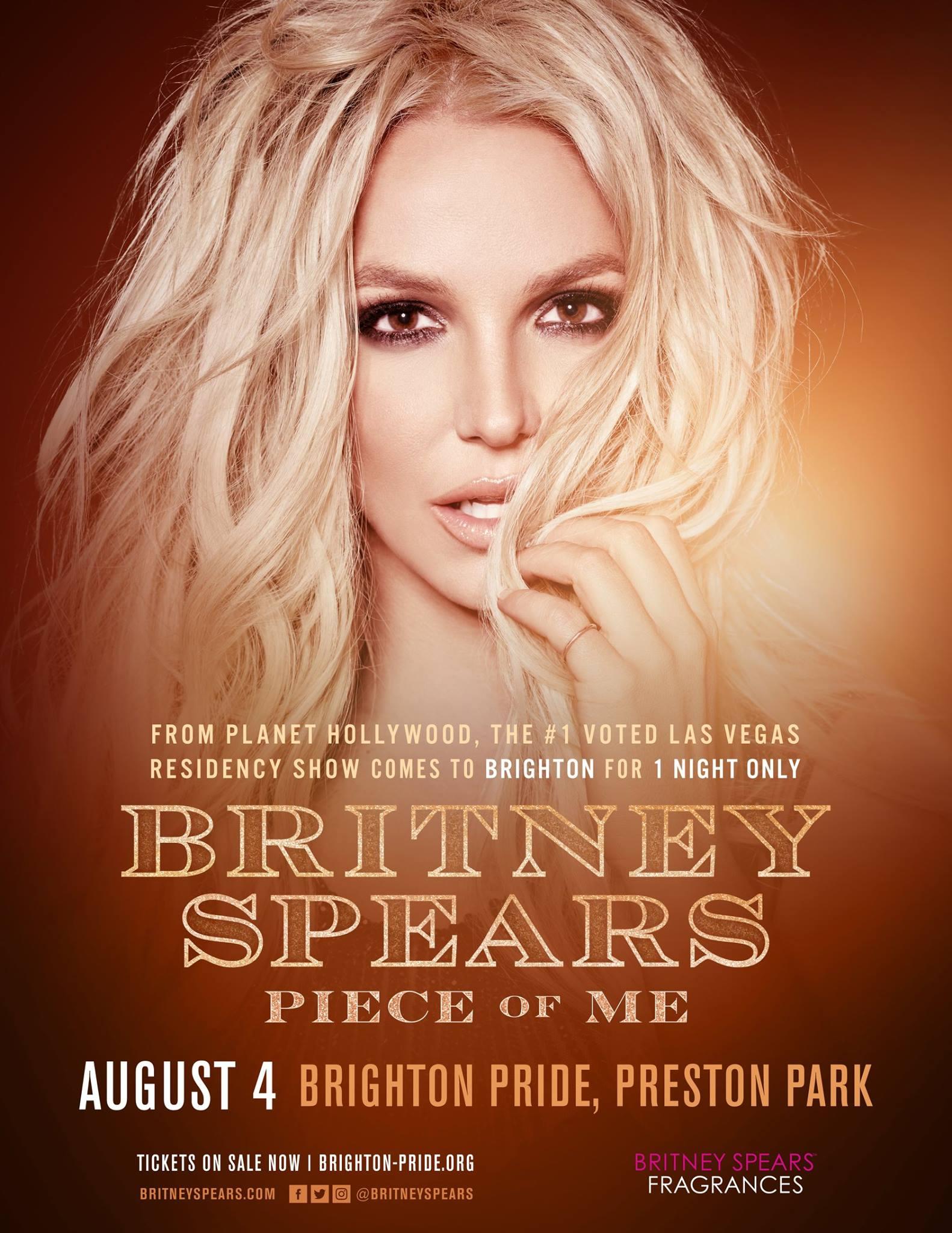 Britney at Brighton Pride Title Sussex Magazine www.titlesussex.co.uk