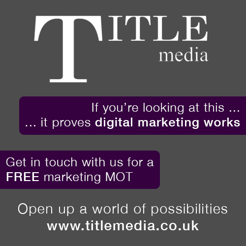 Title Media digital marketing and content strategy www.titlemedia.co.uk