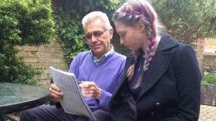 Mentoring at ESTEEM Title Sussex Magazine www.titlesussex.co.uk