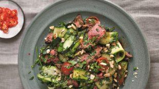 Thai beef salad recipe Title Sussex Magazine www.titlesussex.co.uk
