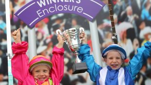 Kids Day Brighton Racecourse Title Sussex Magazine www.titlesussex.co.uk