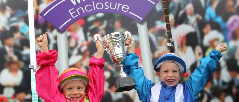 Kids Day Brighton Racecourse Title Sussex Magazine www.titlesussex.co.uk