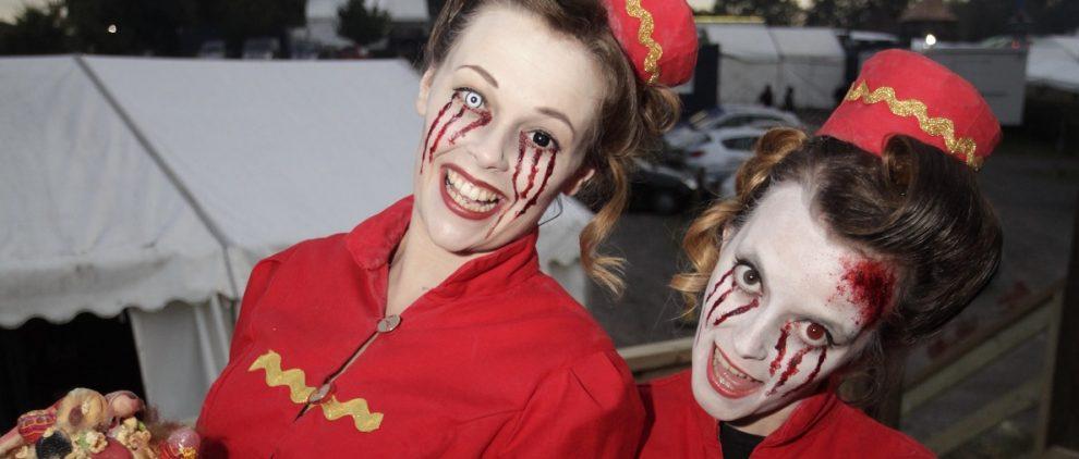 Halloween activities in Sussex 2018 Tulleys Title Sussex Magazine www.titlesussex.co.uk
