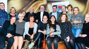 Brighton & Hove Food Festival Awards photo Julia Claxton