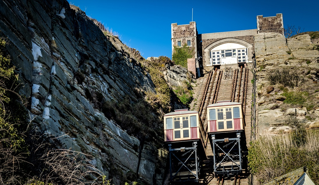Funicular in Hastings things to do in Sussex Title Sussex Magazine www.titlesussex.co.uk