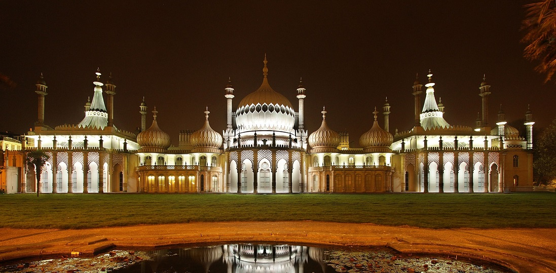 Visit Brighton Pavilion things to do in Sussex Title Sussex Magazine www.titlesussex.co.uk