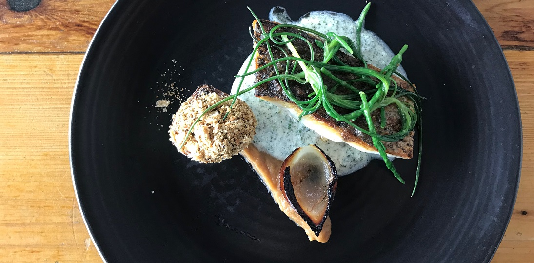stone bass at the Salt Room Title Sussex Magazine review www.titlesussex.co.uk