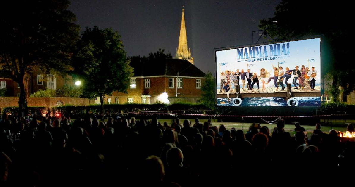 Chichester film festival on www.titlesussex.co.uk