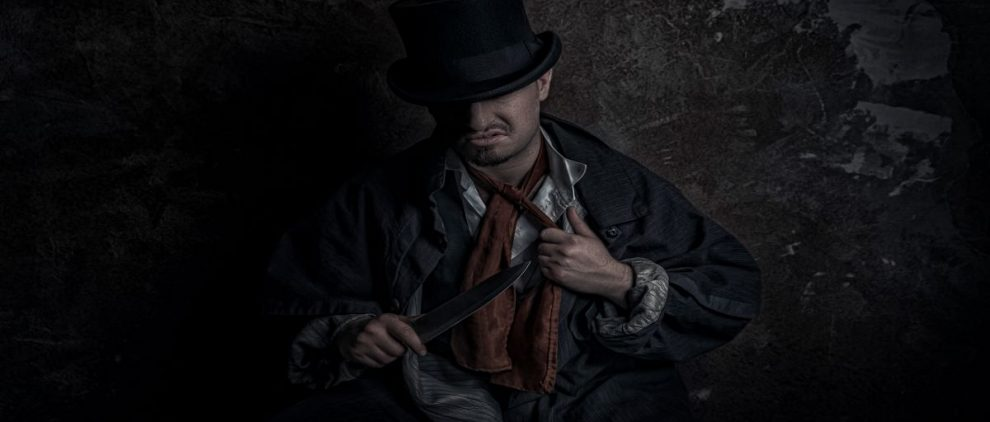 Jack the Ripper experience - article on Title Sussex www.titlesussex.co.uk