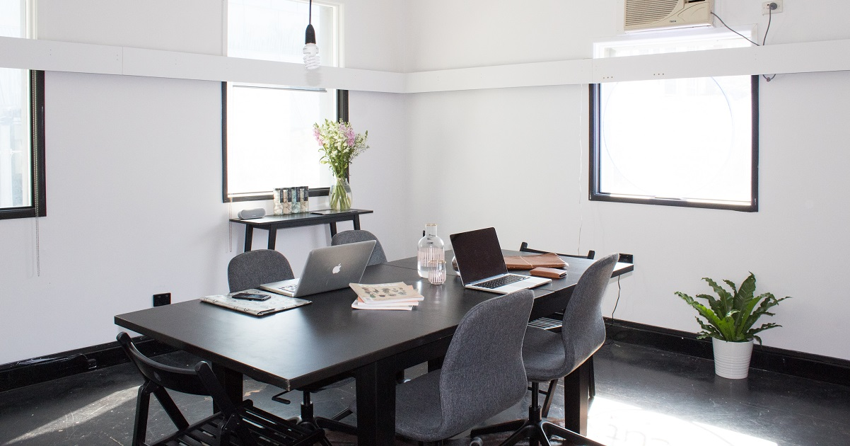 Modern office space - article on business change advice - www.titlesussex.co.uk