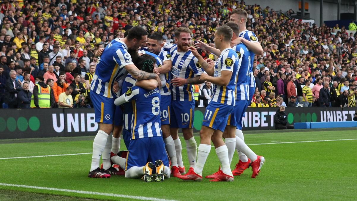 Brighton 2 Watford 0 - Photo: BHAFC/Paul Hazlewood - Title Sussex Magazine www.titlesussex.co.uk